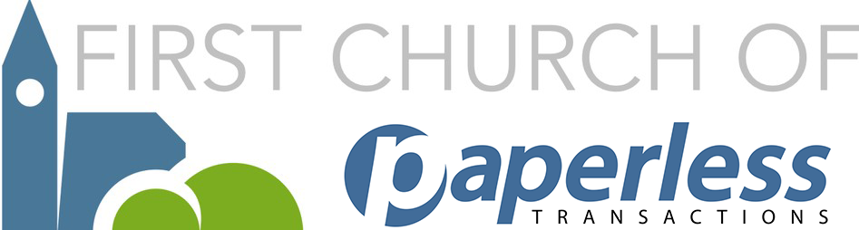 First Church of Paperless
